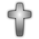 download Cross I clipart image with 225 hue color