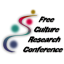 download Free Culture Research Conference Logo clipart image with 315 hue color