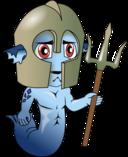 Merman Chibi