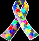 Autism Puzzle Ribbon