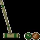 Croquet Stroke