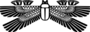 Egyption Scarab Mark