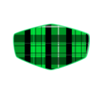 download Tartan clipart image with 135 hue color