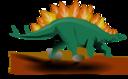 Stegosaurus Mois S Rinc 03r