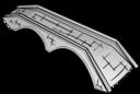 Rpg Map Symbols Stone Bridge Alternate