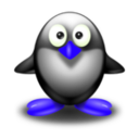 download Pinguino clipart image with 225 hue color