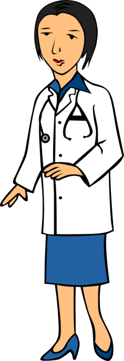 Frau Doktor ClipArt cliparts, kostenlose clipart ...