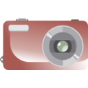 download Digital Camera clipart image with 45 hue color