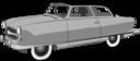1950s Rambler Convertible