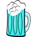 download Beer clipart image with 135 hue color