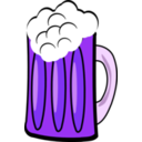 download Beer clipart image with 225 hue color