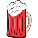 download Beer clipart image with 315 hue color