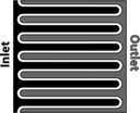 Interdigitated Fuel Cell Electrode