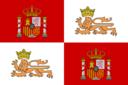 Historic Flag Of The Spain Royal Navy