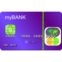 download Credit Card clipart image with 45 hue color