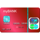 download Credit Card clipart image with 135 hue color