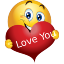 Love You Boy Smiley Emoticon