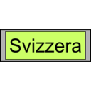 Digital Display With Svizzera Text