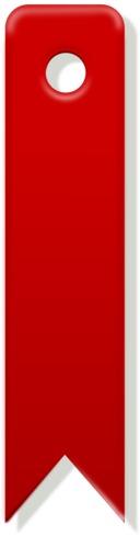 Red Bookmark