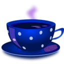 download Cup Of Tea clipart image with 225 hue color