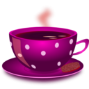 download Cup Of Tea clipart image with 315 hue color