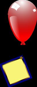 Ballon Danniversaire