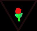 Rosa Y Triangulo