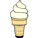 Fast Food Desserts Ice Cream Cones Soft Serve