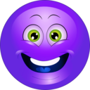 download Yellow Surprised Smiley Emoticon clipart image with 225 hue color