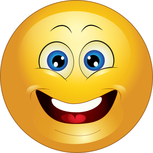 Yellow Surprised Smiley Emoticon Clipart | i2Clipart ...