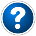 Icon With Question Mark