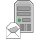 download Server Emails clipart image with 135 hue color
