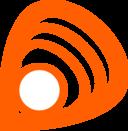 Atom Orange