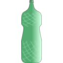 download Water Bottle clipart image with 45 hue color
