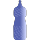 download Water Bottle clipart image with 135 hue color