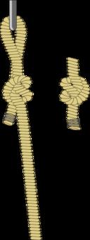 Cuerda Y Alcayata