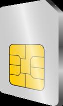 Sim Card Mobile Phone Remix