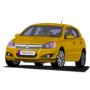 download Opel Astra clipart image with 45 hue color