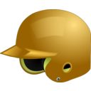 download Baseball Helmet clipart image with 45 hue color