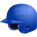download Baseball Helmet clipart image with 225 hue color