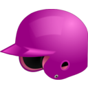 download Baseball Helmet clipart image with 315 hue color