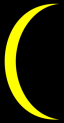 First Quart Of Moon