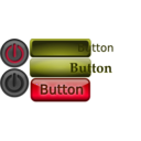 download Buttons clipart image with 135 hue color