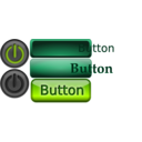 download Buttons clipart image with 225 hue color