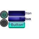 download Buttons clipart image with 315 hue color