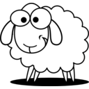 download Eid Sheep 1 clipart image with 225 hue color
