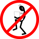 Prohibido Cargar Computadoras