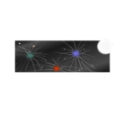 download Firework clipart image with 315 hue color