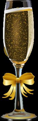 Champagne Glass Remix 2