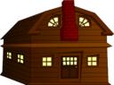 Halloween Horror House Small